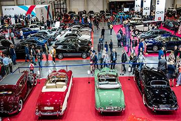 Targi Retro Motor Show – termin imprezy przeniesiony. Na kiedy?