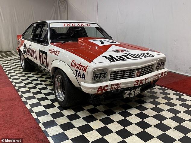 Najdroższy Holden na świecie: LX Torana z 1977 na sprzedaż. Ten ma niepowtarzalną historię