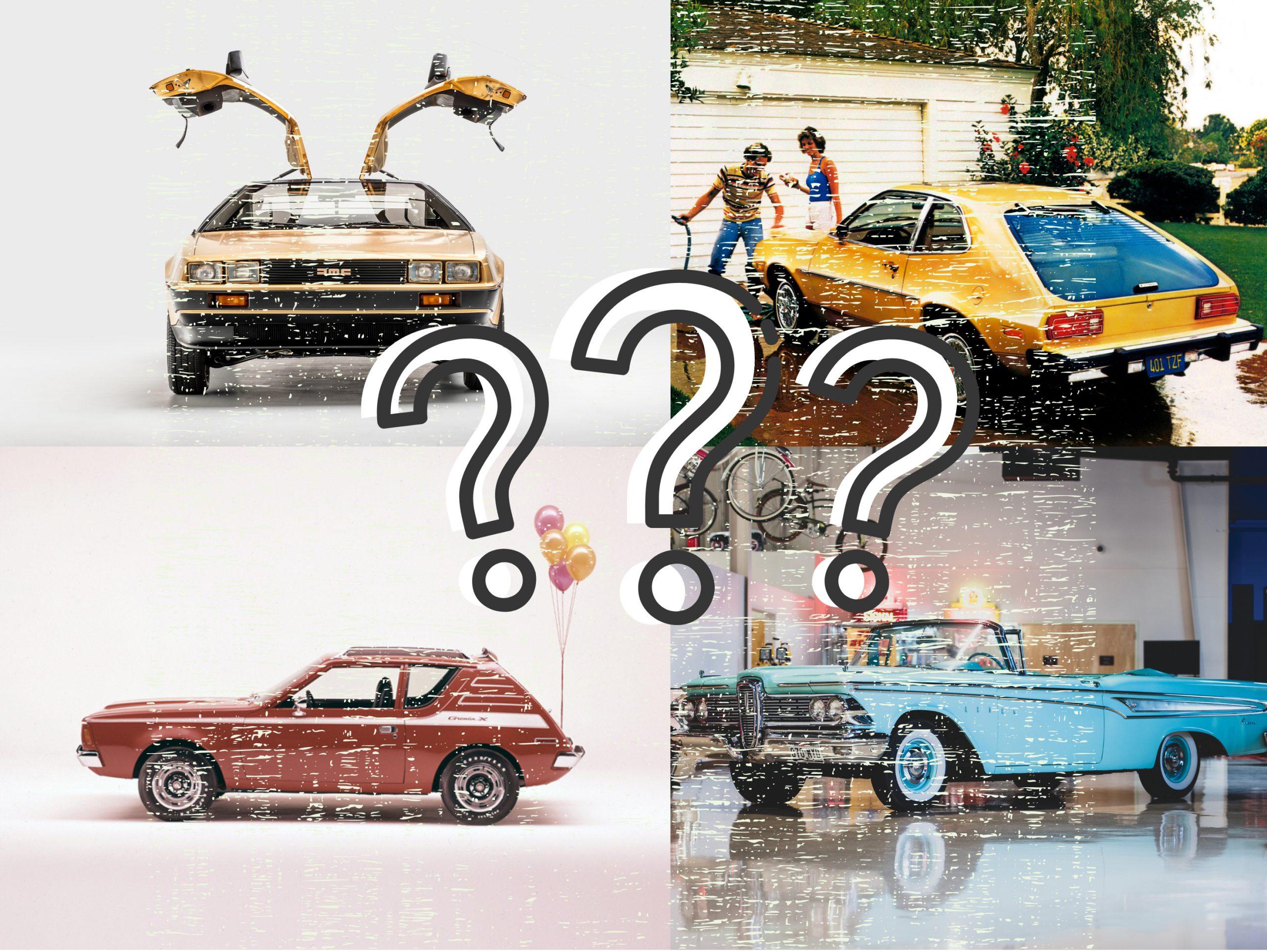 Marzysz o super AmCarze na wyłączność? Tych aut na pewno NIE kupuj! Mocno się zdziwisz