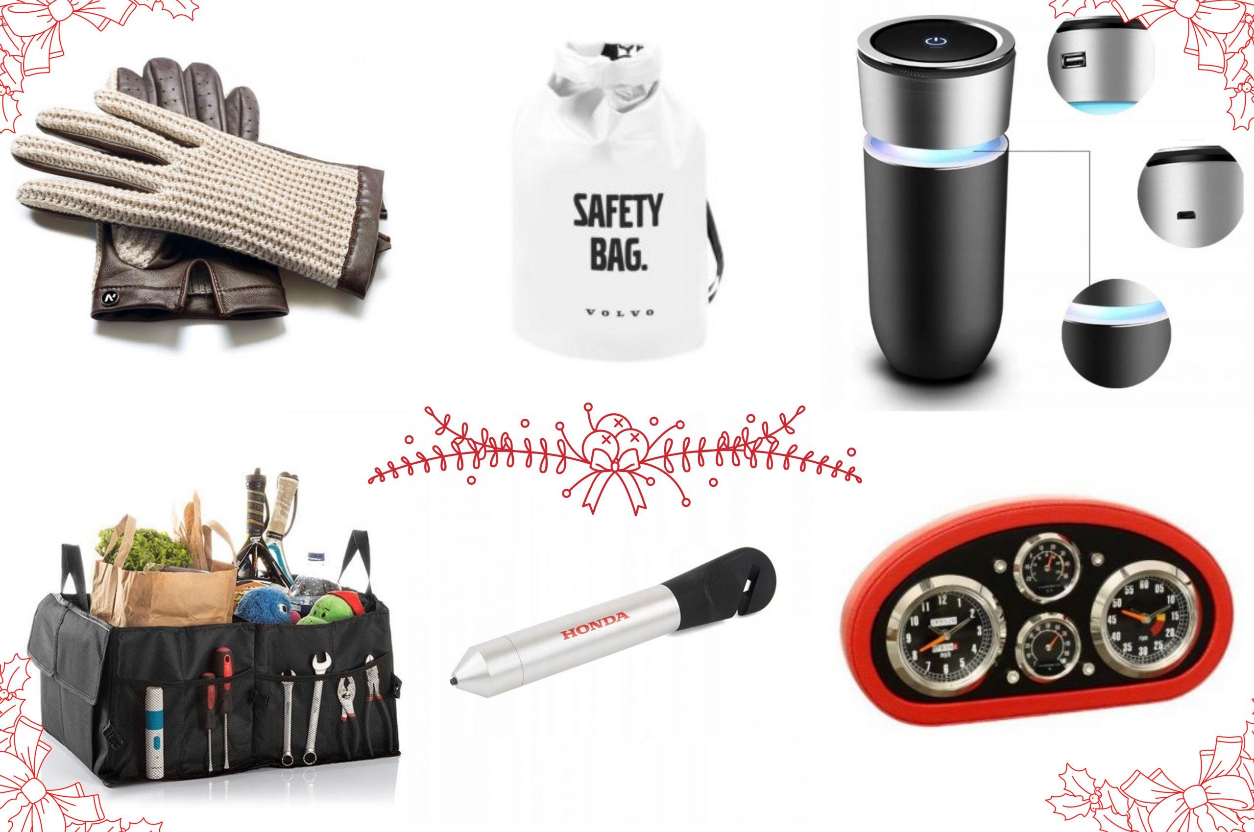 TOP 10: prezent świąteczny dla fana motoryzacji. Propozycje do 100 zł