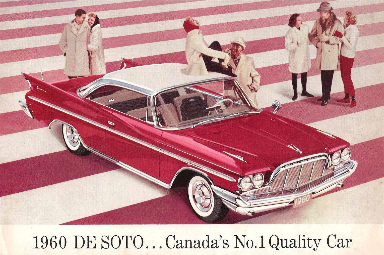 DeSoto – zapomniana marka, z całkiem sporym potencjałem i dobrym stylistą