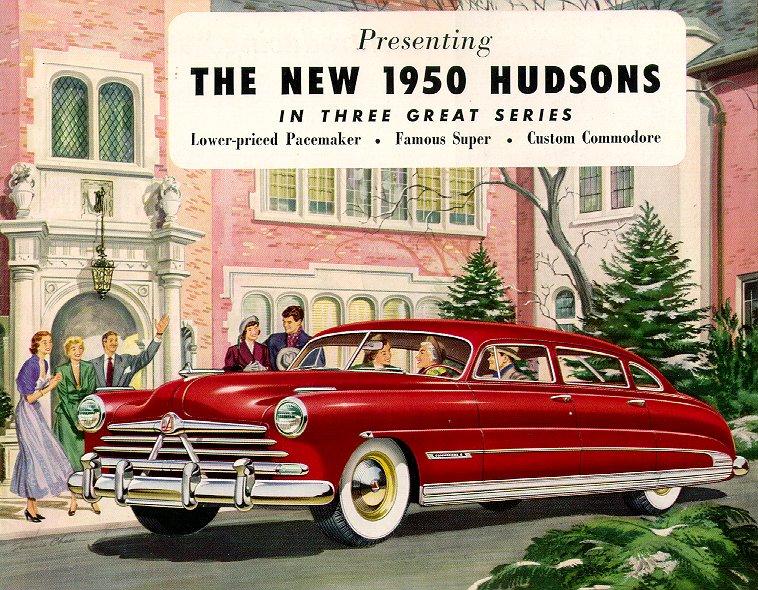 Hudson – zapomniana marka, legenda wyścigów NASCAR
