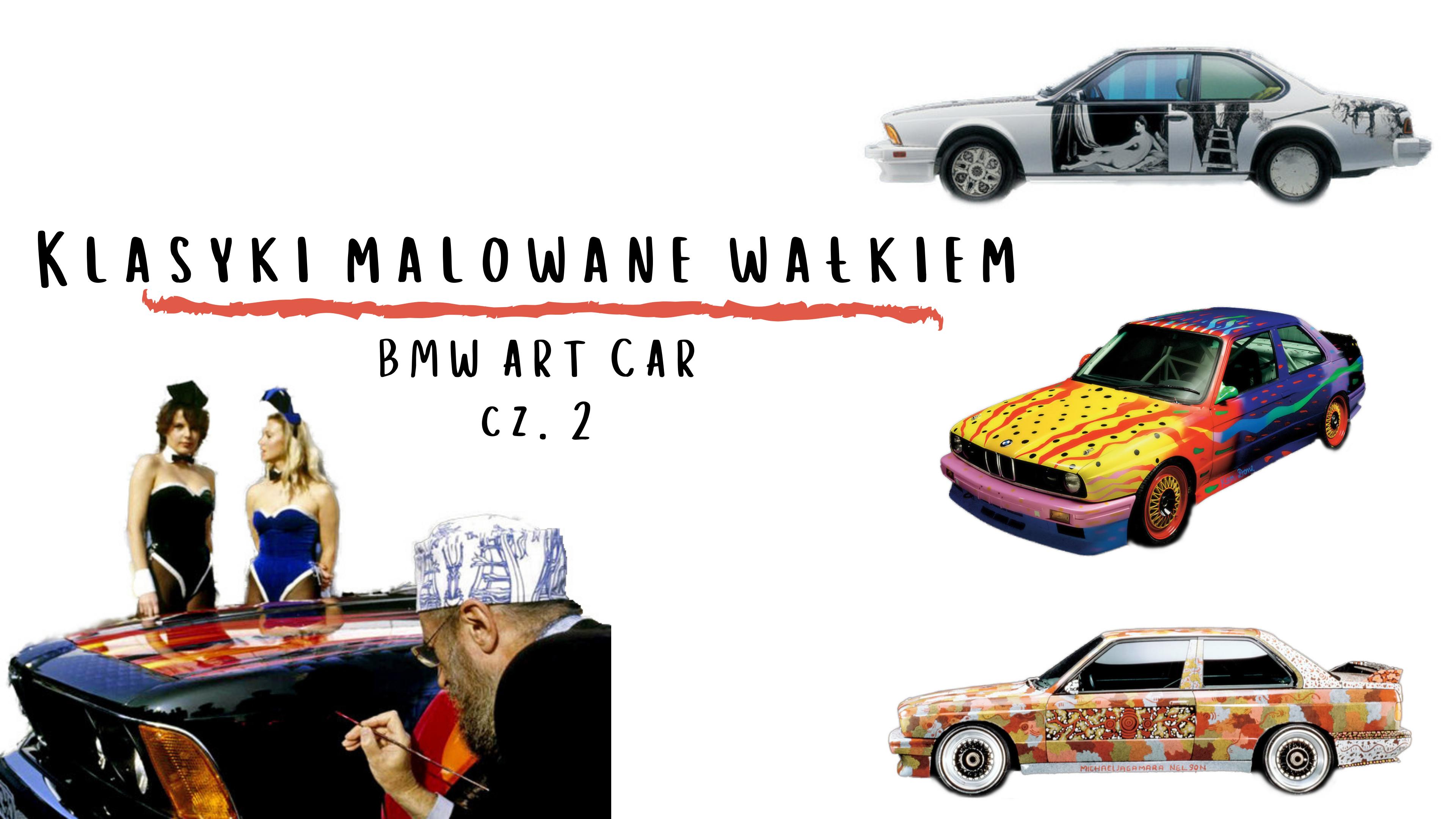 Klasyki malowane wałkiem: wykwintna sztuka na klasycznych BMW. Czy do każdego dotrze?