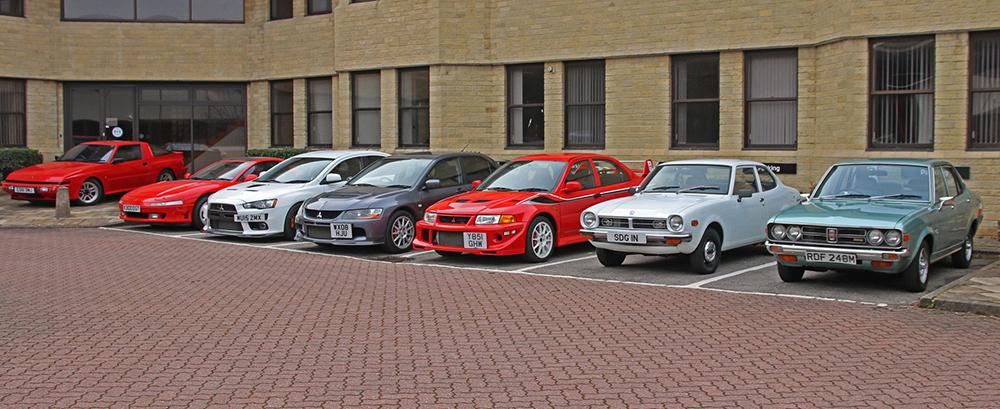 Mitsubishi likwiduje swoją kolekcję. Do kupienia aż 14 wyjątkowych klasyków